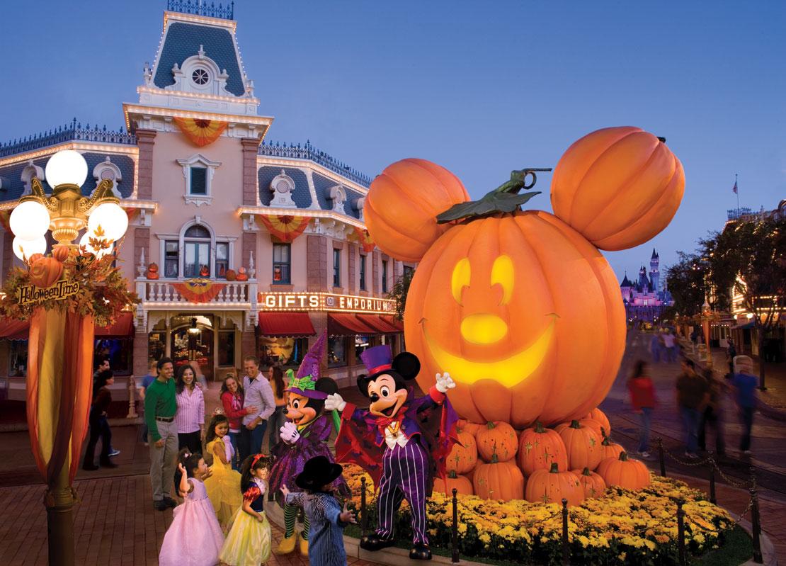 Paquete Disneyworld Orlando Halloween